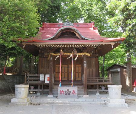 鷺宮八幡神社・北野4