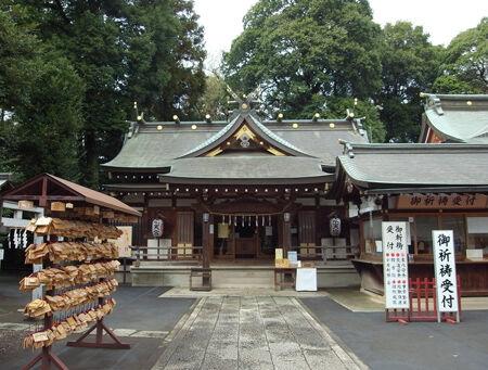清瀬・日枝神社水天宮3