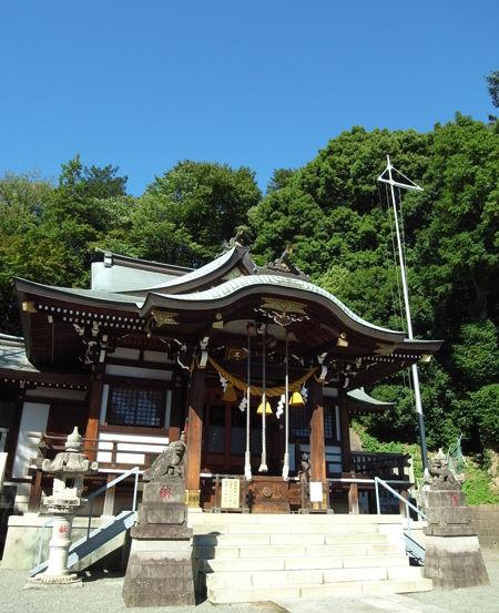 長津田王子神社