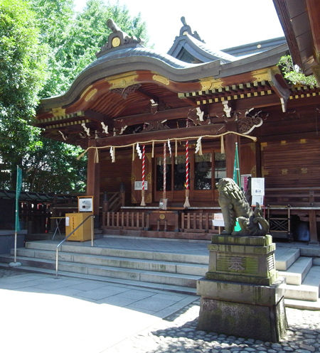 下谷神社1