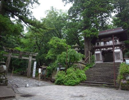 大神山神社・奥宮6