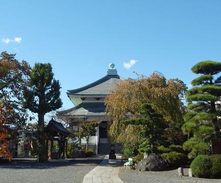 西蓮寺・本堂
