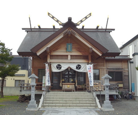 札幌村神社1