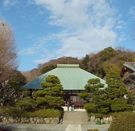 浄妙寺・方丈