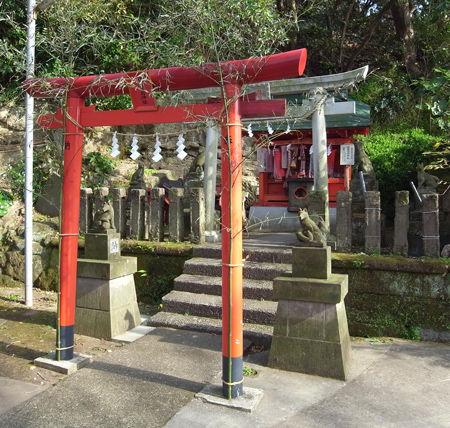 海南神社・福徳稲荷1