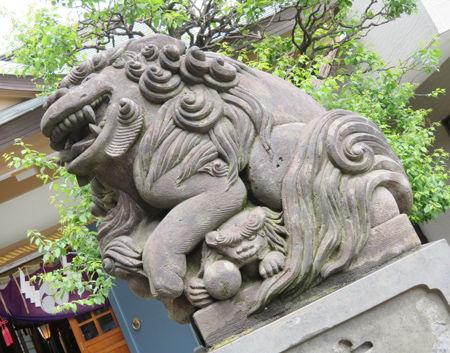 穏田神社31