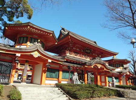 千葉神社9