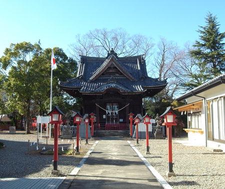 倉賀野神社2