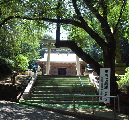 高岡市護国神社7