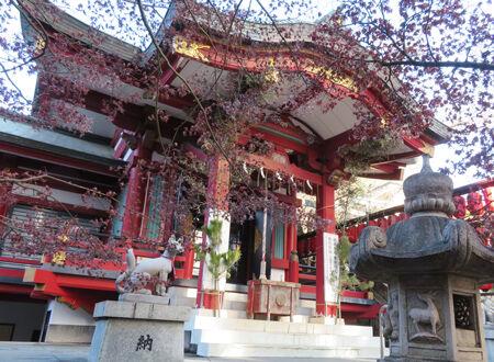 八幡神社・市谷亀岡0