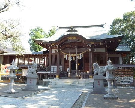 神鳥前川神社5
