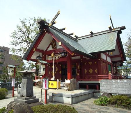 徳持神社1