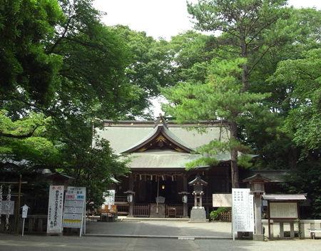 前鳥神社8