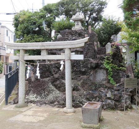 稲荷神社・綾瀬9