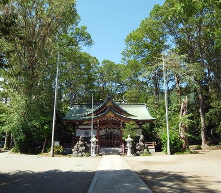 寒田神社9