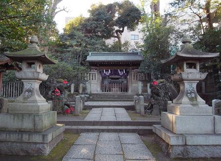 根津神社・駒込稲荷2