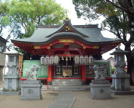杭瀬熊野神社