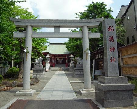 稲荷神社・浦安三社2
