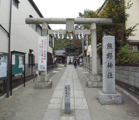 川越熊野神社3