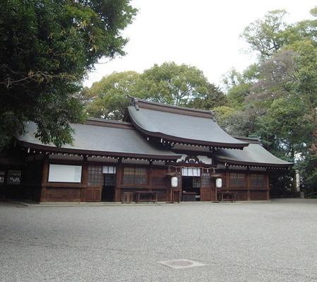 高座結御子神社