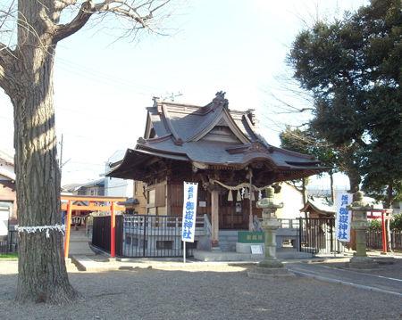 坂戸御嶽神社0