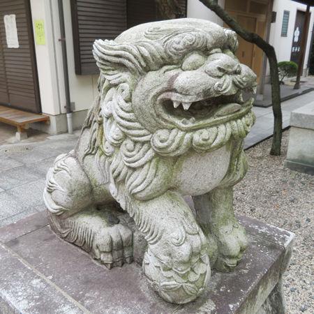 北野神社・牛込8