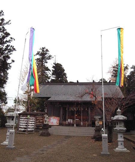 二柱神社1