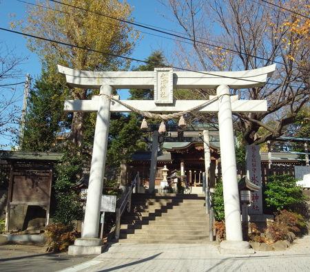 氷川神社・鳩ヶ谷3