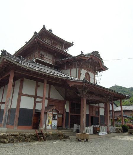 岐阜大仏殿1