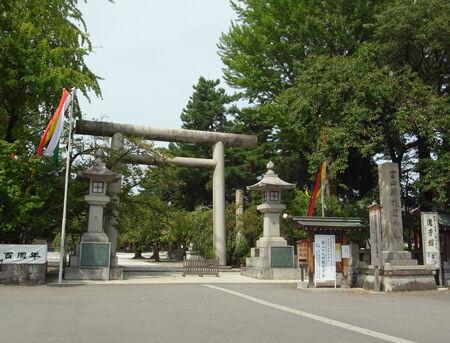 富山県護国神社5