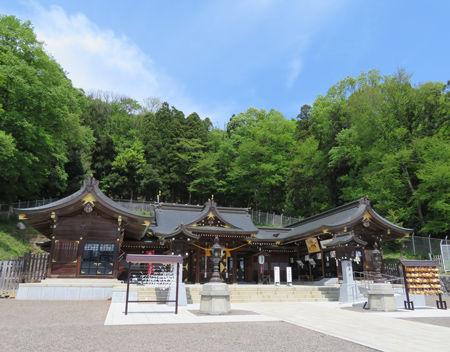 福島県護国神社0
