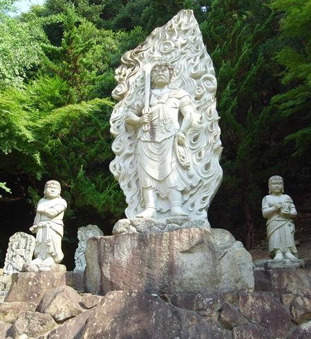 箸蔵寺・四国36不動
