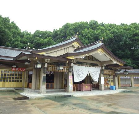 福岡県護国神社9