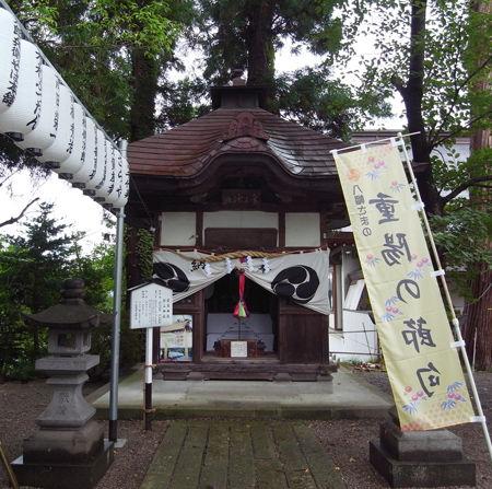 寒河江八幡宮7