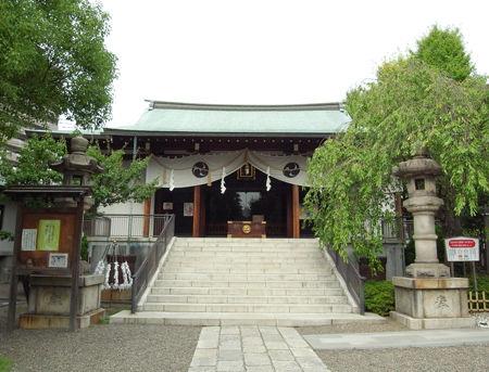香取神社0