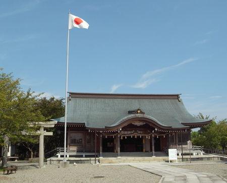 徳島護国神社1