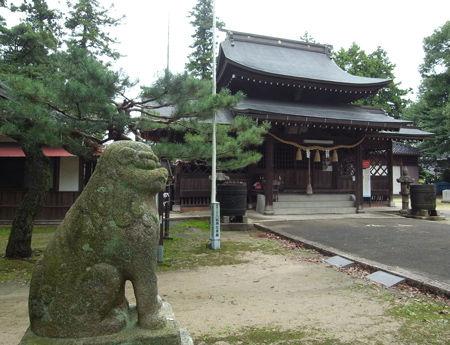 今八幡宮・八坂神社7