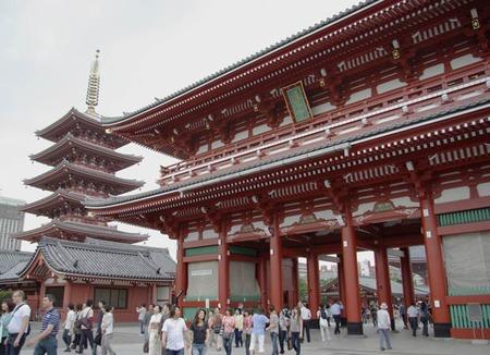 浅草寺day