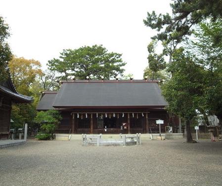 神明社・安久美神戸2