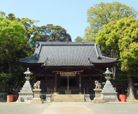 進雄神社2