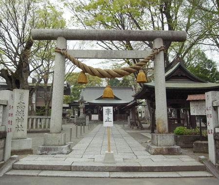 高城神社9