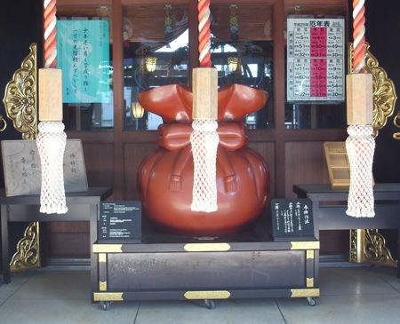 雑司が谷大鳥神社82