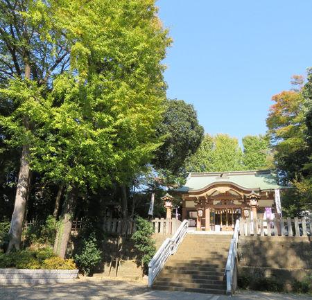 八幡・北沢八幡宮1