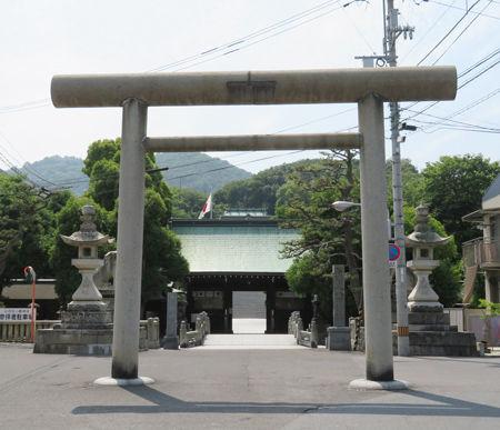 石清尾八幡宮9