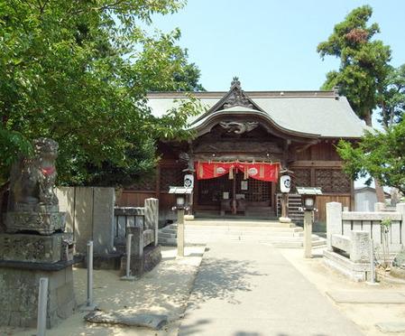 蔵本八坂神社