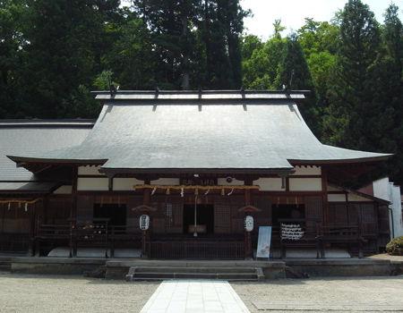 飛騨護国神社8
