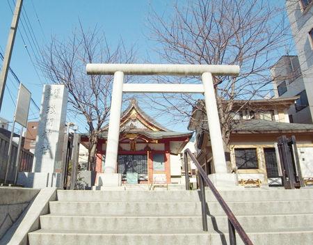 浅草富士浅間神社1
