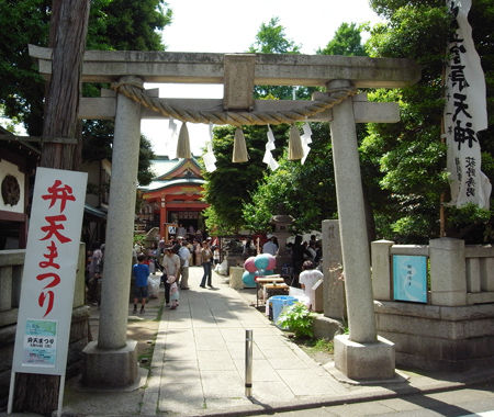 世田谷菅原神社6