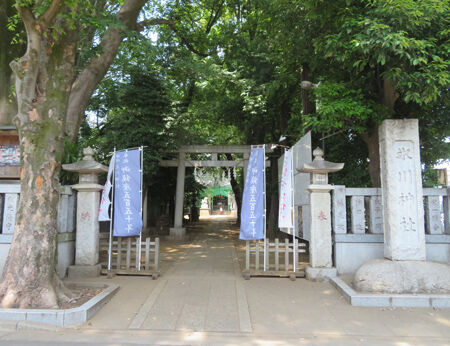 神明氷川神社6