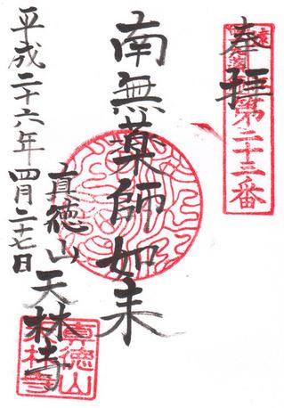 23遠江薬師・天林寺